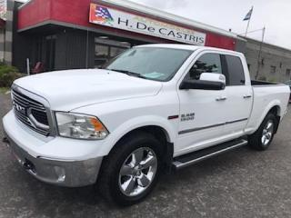 Used 2016 RAM 1500 4WD Quad Cab Big Horn DIESEL for sale in Châteauguay, QC