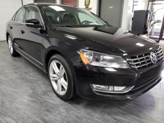 Used 2014 Volkswagen Passat TDI Comfortline DIESEL for sale in Châteauguay, QC