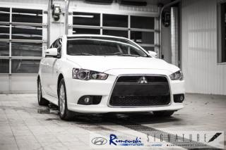 Used 2015 Mitsubishi Lancer SE AWD chez Rimouski hyundai for sale in Rimouski, QC