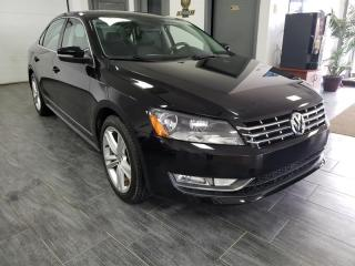 Used 2015 Volkswagen Passat TDI Highline Diesel for sale in Châteauguay, QC