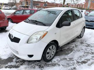 Used 2008 Toyota Yaris A/C GROUPE ELECTRIQUE for sale in Pointe-Aux-Trembles, QC