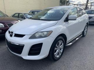 Used 2010 Mazda CX-7 AWD 2.3L 4 cylindres for sale in Pointe-Aux-Trembles, QC