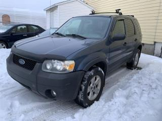 Used 2006 Ford Escape V6 for sale in Pointe-Aux-Trembles, QC