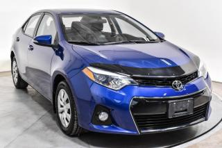 Used 2014 Toyota Corolla S CAMERA DE RECUL BLUETOOTH for sale in St-Hubert, QC