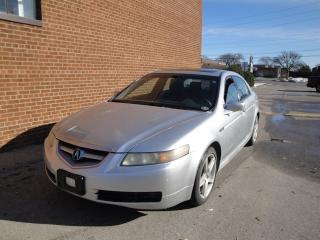 Used 2006 Acura TL BLUETTOTH/LEATHER/SUNROOF/ for sale in Oakville, ON