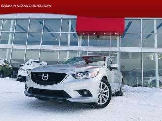 Used 2017 Mazda MAZDA6 GX *** 71$ / SEMAINE *** GARANTIE INCLUS for sale in Donnacona, QC