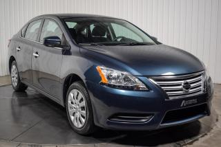 Used 2014 Nissan Sentra S A/C  BLUETOOTH for sale in St-Hubert, QC