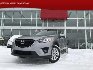 Used 2014 Mazda CX-5 AWD GS *** 75$ / SEMAINE *** GARANTIE INCLUS for sale in Donnacona, QC