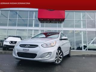 Used 2017 Hyundai Accent SE *** 61$ / SEMAINE *** GARANTIE INCLUS for sale in Donnacona, QC