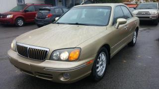 Used 2002 Hyundai XG350 for sale in Laval, QC