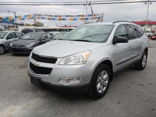 Used 2010 Chevrolet Traverse for sale in Laval, QC