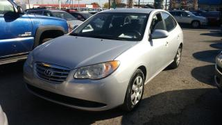 Used 2010 Hyundai Elantra Berline 4 portes, boîte automatique, GL for sale in Laval, QC