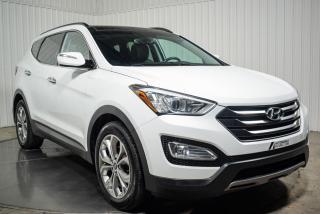 Used 2016 Hyundai Santa Fe 2.0L LIMITED AWD CUIR TOIT NAV for sale in St-Hubert, QC