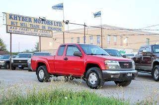Used 2005 GMC Canyon FALL SALE WAS:$5,950 NOW $4,950 for sale in Brampton, ON