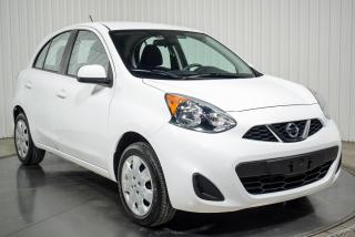 Used 2017 Nissan Micra Sv A/c for sale in St-Hubert, QC