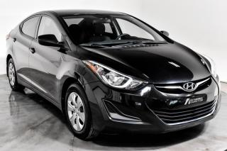 Used 2016 Hyundai Elantra A/C for sale in St-Hubert, QC