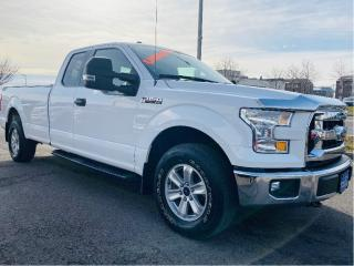 Used 2016 Ford F-150 XLT,boite de 8 pieds for sale in Lévis, QC