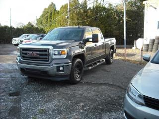 Used 2015 GMC Sierra 1500 4 RM, Cabine multiplaces 143,5 po, SLE for sale in Repentigny, QC