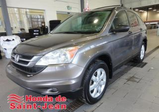 Used 2010 Honda CR-V AWD 5 portes LX for sale in St-Jean-Sur-Richelieu, QC