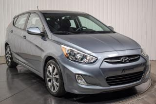 Used 2017 Hyundai Accent SE HATCH A/C MAGS TOIT BLUETOOTH for sale in St-Hubert, QC