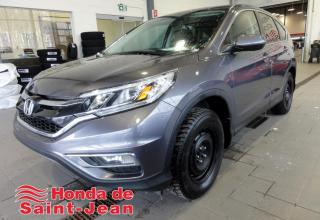 Used 2016 Honda CR-V SE AWD Camera Mags Sieges Chauffants for sale in St-Jean-Sur-Richelieu, QC