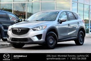Used 2015 Mazda CX-5 GX MAZDA CX-5 GX 2015 for sale in Lachine, QC