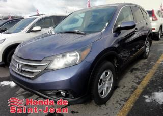 Used 2014 Honda CR-V Traction intégrale 5 portes EX Toit Came for sale in St-Jean-Sur-Richelieu, QC