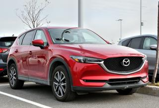 Used 2017 Mazda CX-5 GT MAZDA CXS-5 GT 2017 for sale in Lachine, QC