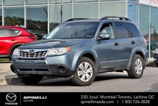 Used 2013 Subaru Forester X Touring SUBARU FORESTER 2.5X 2013 for sale in Lachine, QC