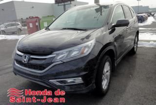 Used 2016 Honda CR-V AWD EX Toit Camera Mags Bluetooth for sale in St-Jean-Sur-Richelieu, QC