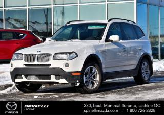 Used 2007 BMW X3 3.0si BMW X3 2007 for sale in Lachine, QC
