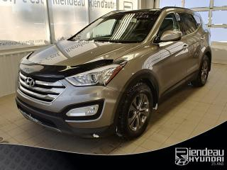 Used 2016 Hyundai Santa Fe Sport 2.4 Luxury + AWD +  CUIR + TOIT PANORAMIQUE + A/C for sale in Ste-Julie, QC