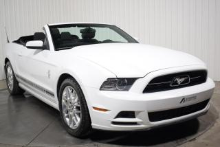 Used 2014 Ford Mustang V6 Convertible Mags for sale in St-Hubert, QC