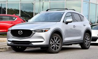 Used 2017 Mazda CX-5 GT MAZDA CX-5 GT 2017 BAS KM for sale in Lachine, QC