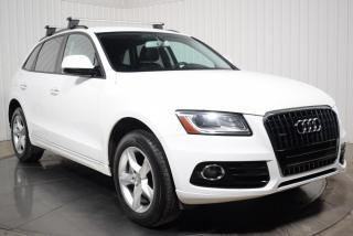 Used 2016 Audi Q5 KOMFORT QUATTRO CUIR for sale in St-Hubert, QC
