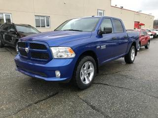 Used 2017 RAM 1500 Express CREW CAB 4X4 for sale in Sherbrooke, QC