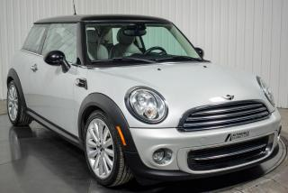 Used 2013 MINI Cooper CUIR TOIT PANO MAGS BLUETOOTH for sale in St-Hubert, QC