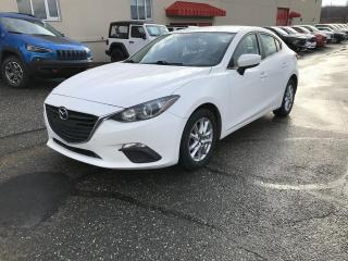 Used 2015 Mazda MAZDA3 Berline 4 portes, boîte manuelle, GS for sale in Sherbrooke, QC