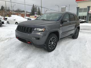 Used 2017 Jeep Grand Cherokee Trailhawk 4 portes 4 roues motrices for sale in Sherbrooke, QC