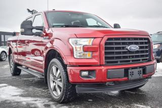 Used 2016 Ford F-150 XLT SPORT V8 MAGS 20 for sale in St-Hubert, QC