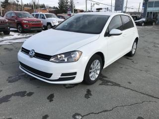 Used 2015 Volkswagen Golf 1.8 TSI Trendline  5 portes AUTO for sale in Sherbrooke, QC