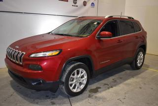 Used 2016 Jeep Cherokee North+Bluetooth+attelage+ for sale in Sherbrooke, QC