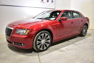Used 2012 Chrysler 300 S V6 for sale in Sherbrooke, QC