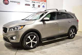 Used 2017 Kia Sorento 3.3L EX V6 7-passagers for sale in Sherbrooke, QC