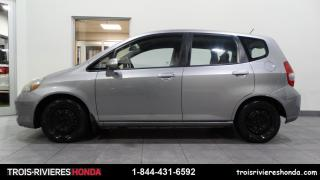 Used 2007 Honda Fit LX for sale in Trois-Rivières, QC