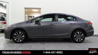 Used 2014 Honda Civic EX-MAGS-TOIT OUVRANT-BLUETOOTH- for sale in Trois-Rivières, QC