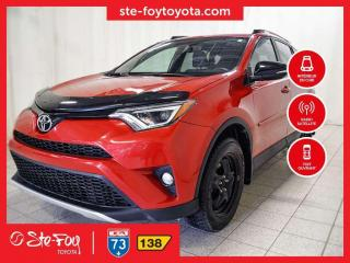 Used 2016 Toyota RAV4 SE -  AWD - TOIT OUVRANT - GPS for sale in Québec, QC