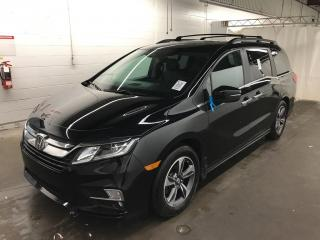 Used 2018 Honda Odyssey EX-L NAVIGATION 8 PASSAGER CUIR TOIT CAMERA MAGS for sale in St-Eustache, QC