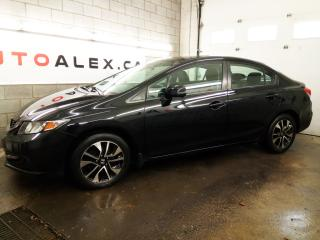Used 2013 Honda Civic EX TOIT MAGS **62,000KM** AUTO A/C SIÉGES CHAUFF. for sale in St-Eustache, QC