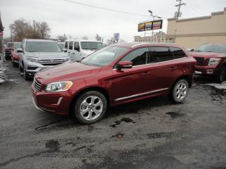Used 2016 Volvo XC60 Cuir Navi Toit Pano BT a vendre for sale in Laval, QC